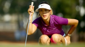 Michelle Wie en el US Women´s Open. Fuente: Getty Images
