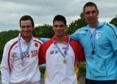 España logra 4 medallas en el Europeo junior y sub 23