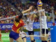 España cae en el tie-break ante Alemania en la Liga Europea