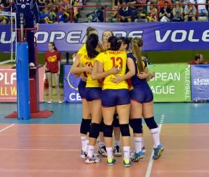 España alemania voleibol femenino junio