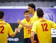 Gran triunfo español en la Liga Mundial