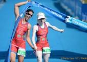 Susana Rodríguez, un Ave Fénix en el triatlón