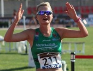 Julia Takacs, la bala del 10.000 metros