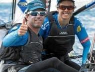 Iker Martínez y Tara Pacheco, campeones de Europa