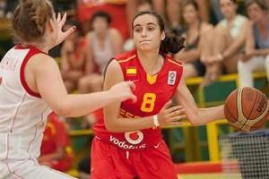 Ángela Salvadores. Fuente: RFEB