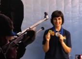 Nuria Vega y Pilar Calvo logran medallas en Las Gabias