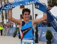 Alberto González, un joven de 'hierro'