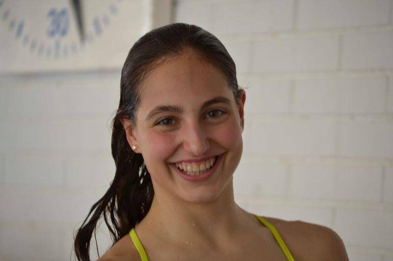 La joven es una de las pentatletas más reconocidas en España. Fuente: AD