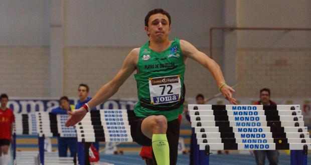 Alejandro Kedar ha conseguido la medalla de bronce en el Campeonato de España Juvenil. Fuente: AD