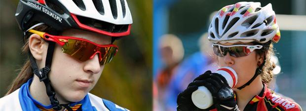 El dúo Escursell-Rodríguez será el único equipo español de ciclismo que competirá por las medallas en Nanjing. Fuente: AD