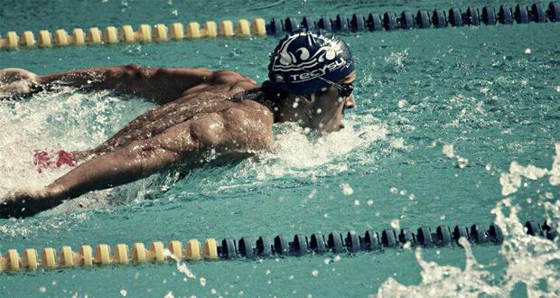 Juan P. Marín ha logrado en el Campeonato de España júnior 3 medallas de oro y 1 medalla de plata. Fuente: AD