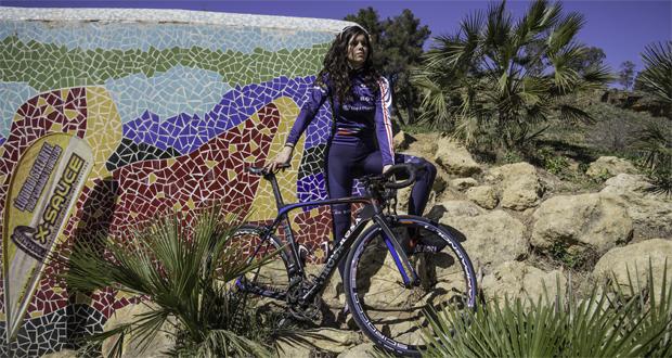 María Rodríguez pertenece al club Todo Bici Jarg Serigrafía y competirá en los JOJ en las 2 disciplinas de BTT. Fuente: AD
