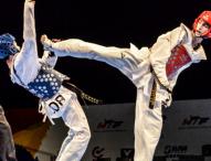Jesús Tortosa y Blanca Palmer, platas en el Europeo de taekwondo