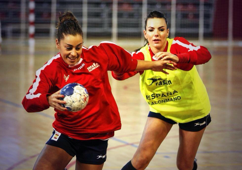 Marta López ha conseguido junto a la selección española  femenina el bronce en los Juegos Olímpicos de Londres de 2012. Fuente: AD