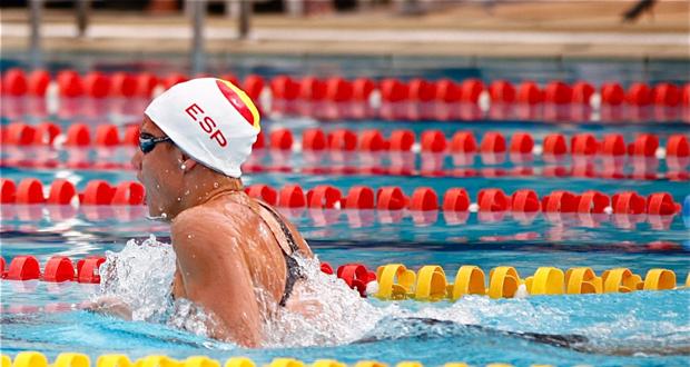 La catalana Mireia Belmonte ha logrado la medalla de oro y récord en 800 ml en el Campeonato. Fuente: AD