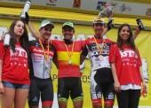 Hermida mantiene su reinado en mountain bike