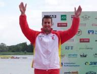 Sete Benavides, subcampeón de Europa