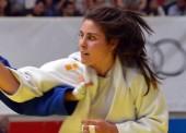Sara Rodríguez derrocha ambición sobre el tatami