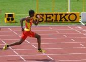 Aitor Ekobo, veloces zancadas que ilusionan