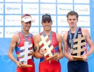 4º título mundial de triatlón para Gómez Noya