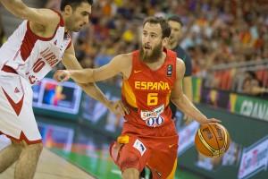 España Irán Mundobasket 2014