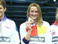 1.500 metros de oro para Mireia Belmonte en Berlín