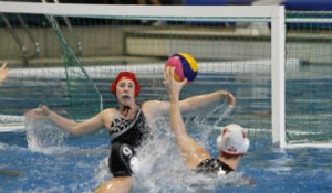 Canada Juvenil mundial waterpolo madrid femenino