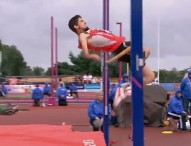 Dani Pérez bate el récord de España de salto de altura