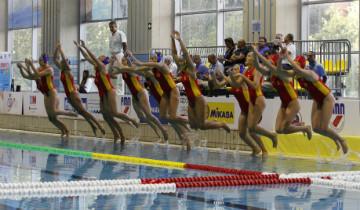 España mundial juvenil femenino waterpolo madrid 2014