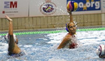 Espana Juvenil waterpolo femenino