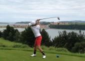 Una asturiana con el golf en los genes