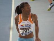 Ruth Marie Ndoumbe, 4ª en triple