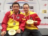 'Juanito' y Machado lideran a España para el Europeo
