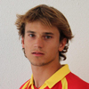 Manuel Bordas - Player - Spain Field Hockey YOG Nanjing 2014