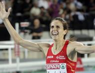 Nuria Fernández, 5ª en 5.000 metros