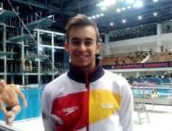 Alberto Arévalo, 23º en la preliminar de 3 m