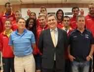 España viajará a Zúrich con 74 atletas