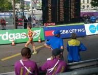 8º puesto para Beatriz Pascual en los 20 kilómetros marcha