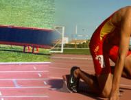 Albaladejo y Munar, plata y bronce en 100 metros lisos