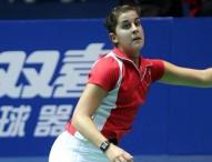 Carolina Marín barre a la china Wang y se mete en cuartos