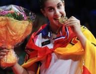 Carolina Marín, reina mundial del bádminton