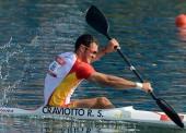 Bronce 'in extremis' para Saúl Craviotto en el Mundial