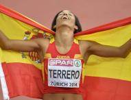 Indira Terrero, bronce en los 400 metros lisos en Zúrich