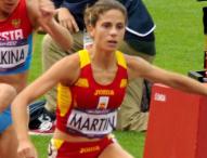 Diana Martín, bronce en 3.000 metros obstáculos