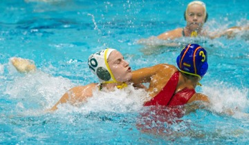 waterpolo femenino españa australia copa del mundo