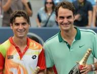 A David Ferrer se le resiste Federer