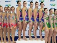 La gimnasia rítmica española logra 6 medallas en Brasil