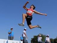 Xavi Porras, un vuelo raudo hacia la meta