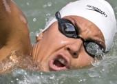 Marga Domínguez, 5ª de Europa en los 25 kms en aguas abiertas