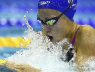 Jessica Vall firma un bronce en 200 brazas en el Europeo